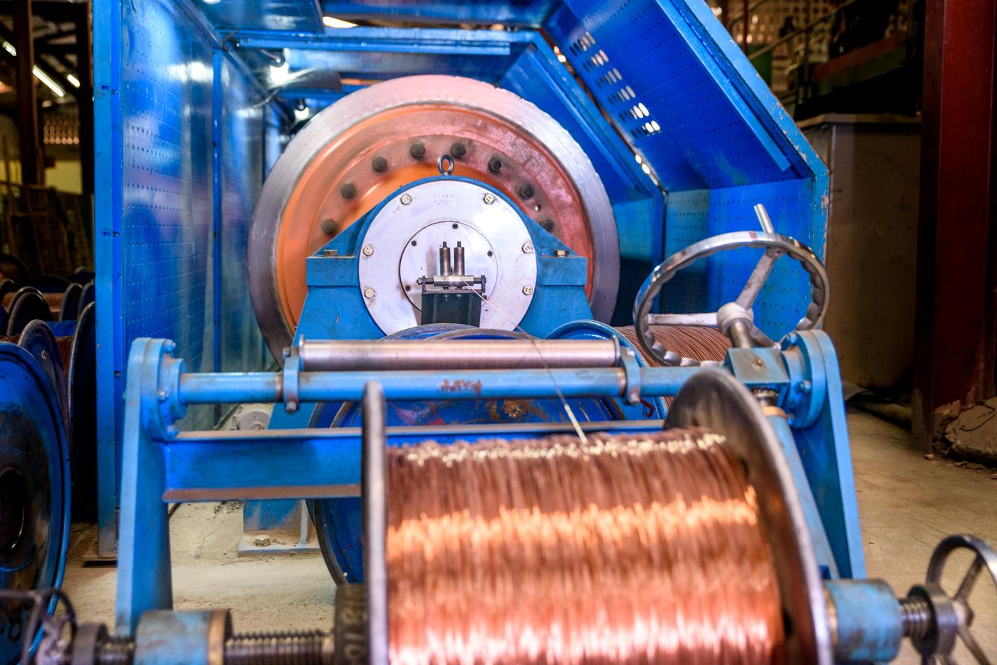 Machinery Programme
