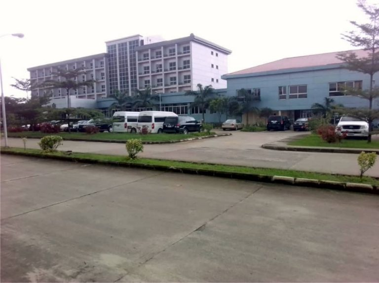Akwa-Ibom State Secretariat Annex
