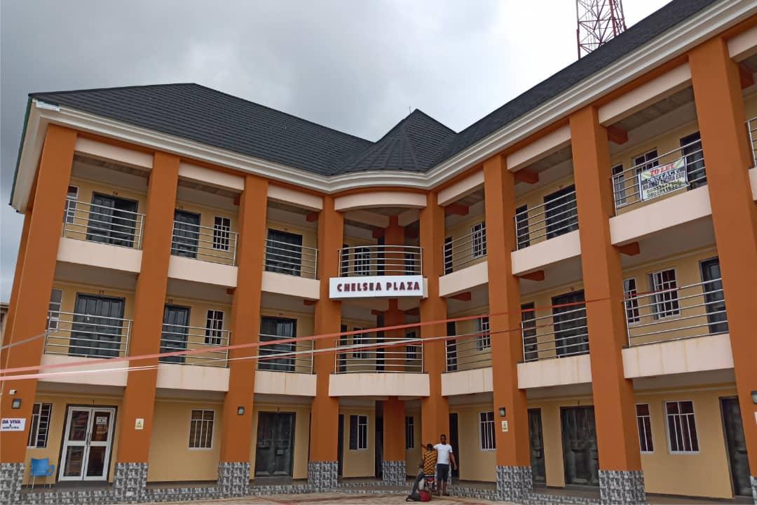 Chelsea Plaza, Nnewi, Anambra State