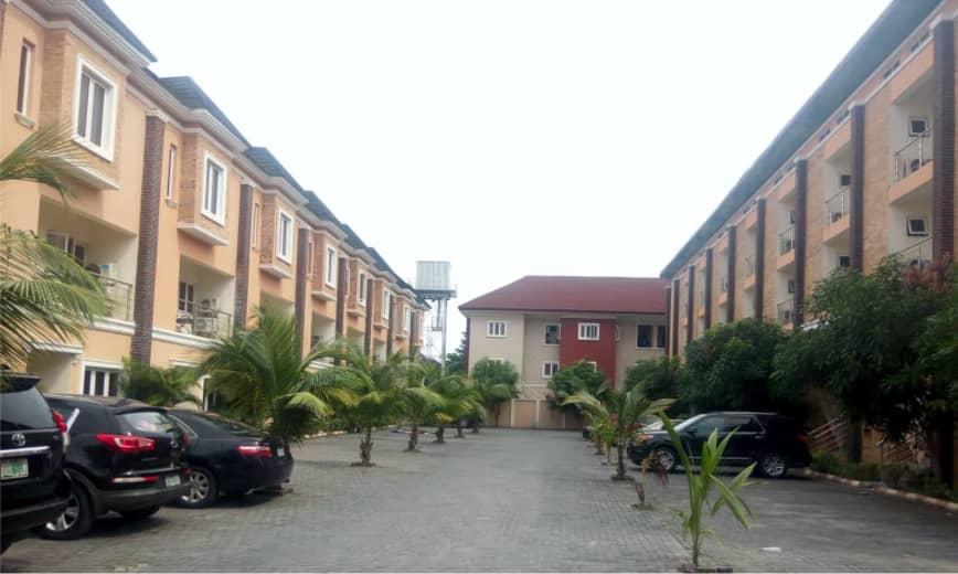 Jordan Brooke Estate, Lagos State