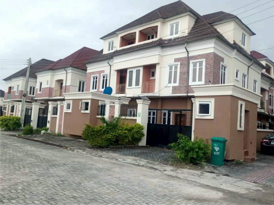 Luxury Homes, Ologolo Lekki, Lagos State