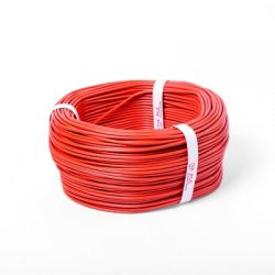 House -Wiring Cables - Red- Cutixplc